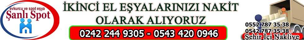 Antalya'da İkinci El Eşya Alanlar