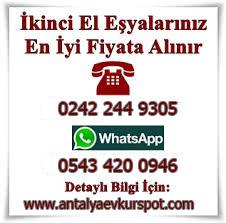 Antalya konyaaltı ikinci el eşya alanlar