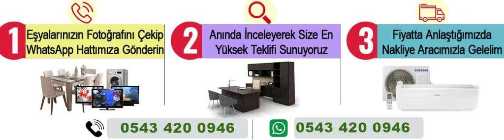 Antalya İkinci El Alım Satım
